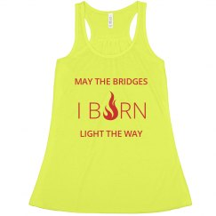 The Bridges I Burn