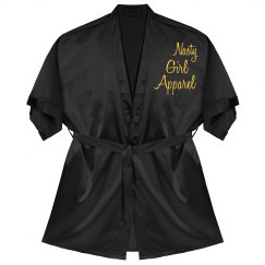 Nasty Girl Robe 1