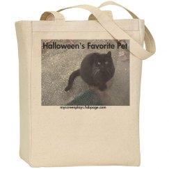 Halloween's Favorite Pet
