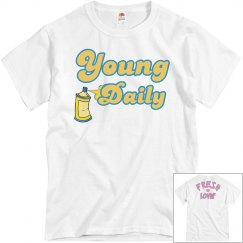 Young Daily Freshest Tee