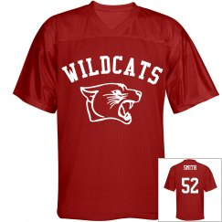 Wildcat Jersey w/ Back