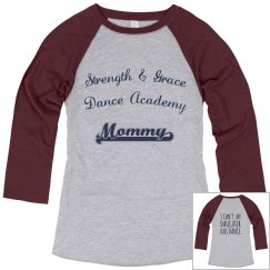Mommy 3/4 Sleeve Shirt