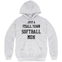 Small town softball mom