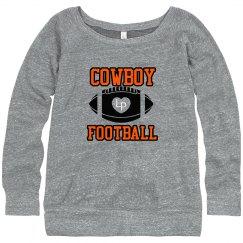 Cowboy Football Sweatshir