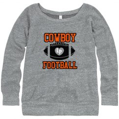 Cowboy Football Sweatshir