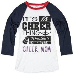 A Cheer Thing Mom Tee