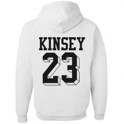 Trendy and Inexpensive Football Girl Hoodies