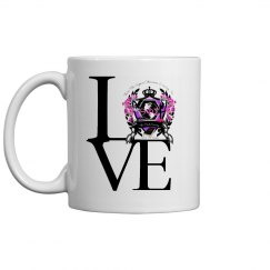 Theta mug