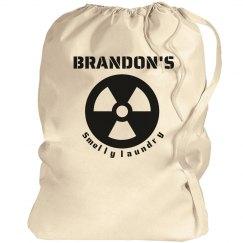 BRANDON. Laundry bag