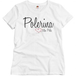 Miss Pole, Polerina T-shirt