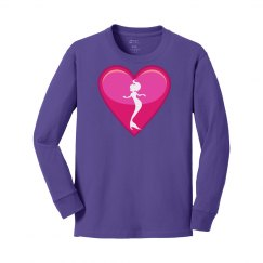Love Mermaids Youth Shirt