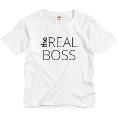 The Real Daughter Boss