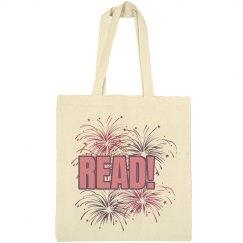 Read A Book Tote
