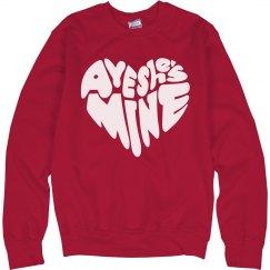 She's Mine Heart