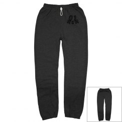 #1 mom real sweat pants