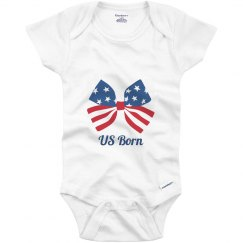 4th of July Infant Onesie