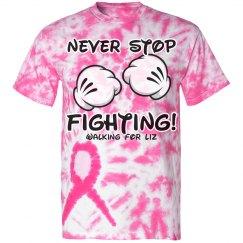 Breast Cancer Fight Walk
