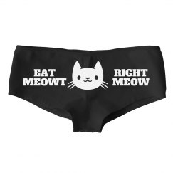 Eat Meowt Right Meow