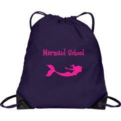 Mermaid School Bag