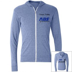 ABS Comp Hoodie zip up sweatshirt