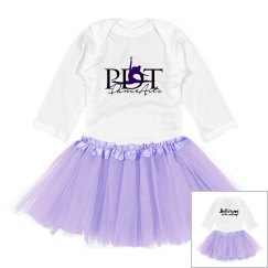 Baby Ballerina Outfit