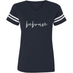 Be Brave tee2