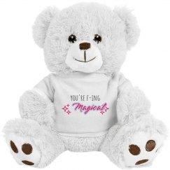 You're F-ing Magical Unicorn