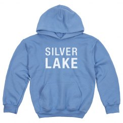Youth SILVER LAKE hooded sweatshirt