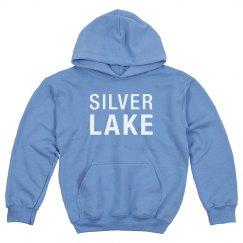Youth SILVER LAKE hooded sweatshirt