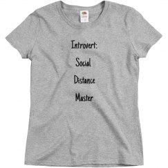 Social Distance Master
