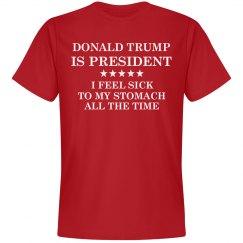 Trump Is Making Me Sick