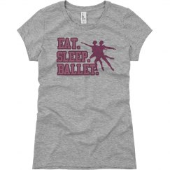 Eat Sleep Ballet
