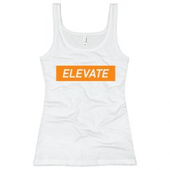 Elevate Bella Tank Top - Orange