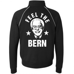 Feel the Bern Track Jacket