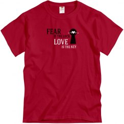 Fear is the Lock/LOVE is the Key