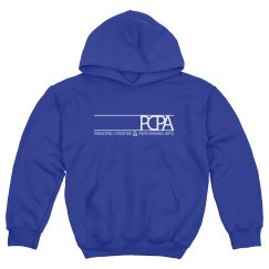 Youth Royal Blue Hoodie