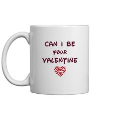 Can I be your valentine