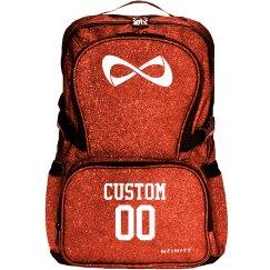 Custom Sports Girl Name Number