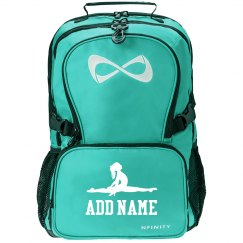Custom Name Gymnastics Practice Bag