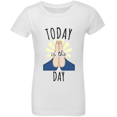 """""""Today is the day"""" Youth Tee"""