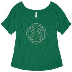 Céili Irish Dancer