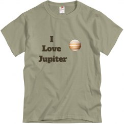 I Love Jupiter (adult)