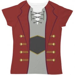 Women's Pirate Outfit Costume