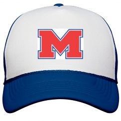 Moore Baseball Snap Back Trucker Hat