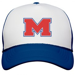Moore Baseball Snap Back Trucker Hat