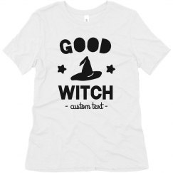 Good Witch Halloween Tee