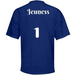 Jeuness Royal Blue Jersey