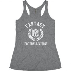 Fantasy Football Widow Funny