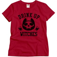 Witches Drink Up This Halloween