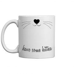"""""""kit-tea"""" mug"""